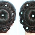 new-and-different-juda-hairstyle-bridal-hairstyle-new-hairstyle-for-party-hairstyles