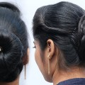 new-latest-bun-hairstyle-with-trick-bun-hairstyles-easy-hairstyles-cute-hairstyles-for-girls
