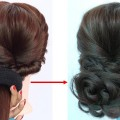 new-updo-hairstyle-for-party-weddings-gown-lehnga-hairstyle-for-long-hair-prom-hairstyle