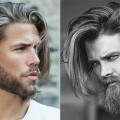 15-Handsome-Men-With-Long-Hairstyles-Beard-Styles-2019-14th-Man-Style-Is-HOT