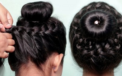 4-cute-and-easy-hairstyle-bun-hairstyles-new-hairstyles-hairstyle-for-women-hairstyle