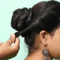 5-Mins-Hairstyle-for-wedding-Easy-Hairstyles-for-long-hair-updo-hairstyle-simple-hairstyles