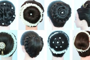8-cute-and-easy-hairstyle-bun-hairstyles-new-hairstyles-hairstyle-for-women-hairstyle