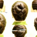 Beautiful-high-Bun-Juda-Hairstyles-High-Ponytail-Juda-Hairstyles-Hairstyles-KGS-Hairstyles