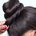 Bubble-Bun-Hairstyles-for-Long-hair-Simple-hairstyle-Tutorials-for-girls-juda-hairstyles-2019