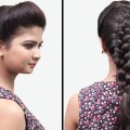 Simple-Bridal-Hairstyles-for-medium-hair-girls-Cute-hairstyles-Hairstyle-with-trick