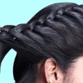 Simple-Cute-Hairstyle-For-Girls-Trending-Hairstyles-WeddingParty-hairstyle-step-by-step