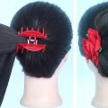 new-french-bun-hairstyle-with-using-clutcher-beautiful-hairstyle-prom-hairstyles-hairstyle