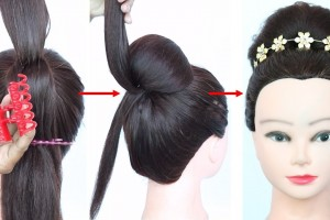 new-hairstyle-with-using-clutcher-hairstyle-for-girls-hair-style-girl-latest-hair-style