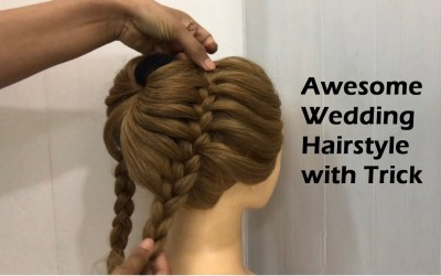 Beautiful-Bun-Hairstyle-Easy-Trick-Easy-Juda-Hairstyles-Wedding-Hairstyle