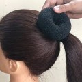Easy-Bun-Hairstyles-For-Saree-Hairstyle-For-Women-Twisted-Bun-Hairstyle
