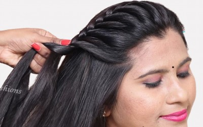 Latest-Braid-Hairstyle-with-Trick-Hairstyle-for-long-hair-girls-Easy-Hairstyles