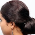 New-Simple-Bridal-Hairstyle-For-Long-Hair-new-latest-bun-hairstyle-with-trick-cute-hairstyles