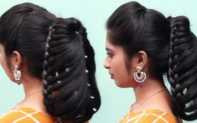 Unseen-hairstyle-2019-for-partywedding-Hair-Style-Girl-Easy-Hairstyles-for-Medium-long-hair