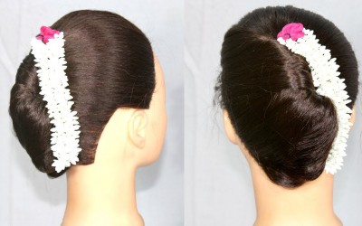 easy-french-bun-hairstyle-for-long-hair-french-Roll-french-Twist-hair-style-girl-hairstyles