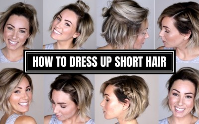 10-EASY-WAYS-TO-DRESS-UP-SHORT-HAIR