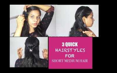 3-QUICK-HAIRSTYLES-SHORT-MEDIUM-HAIR-TUTORIALSTARNATURALBEAUTIES