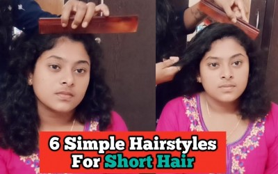 6-Simple-Hairstyles-for-Short-Hair-Short-Hair-Hairstyles