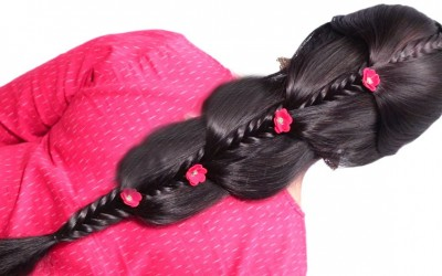 Beautiful-Hairstyle-For-PartyWeddingfunction-Easy-Hairstyles-For-Long-Hair-Hairstyles