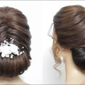Bridal-Updo-Tutorial.-Wedding-Prom-Hairstyles-For-Long-Hair-With-Low-Bun