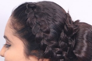 Cute-and-easy-hairstyles-bun-hairstyles-new-hairstyles-hairstyle-for-women-hair-style-girl
