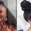 HOLIDAY-PARTY-NATURAL-GLAM-HAIRSTYLES-For-black-women-Short-To-Long-Hair-FAST-2019