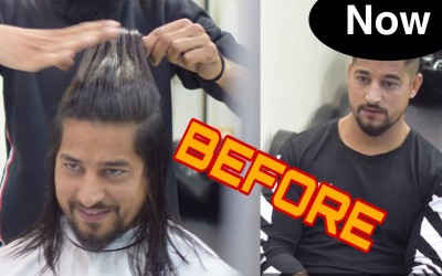 MENS-HAIR-TRANSFORMATION-FROM-LONG-TO-SHORT-HAIRSTYLE-SUPERSTYLE-NADDY-FARHANFITFREAK