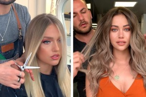 New-Trendy-Haircuts-and-Color-Transformations-for-Women-Pretty-Hairstyle-Tutorials-2019