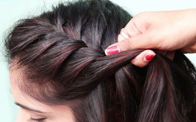 New-hairstyles-for-Long-Hair-2019-Quick-Hairstyle-for-College-Party-Work-hair-style-girl
