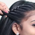Simple-Braided-Hairstyle-for-Weddingpartyfunction-prom-Updo-Hairstyle-Hairstyle-trick