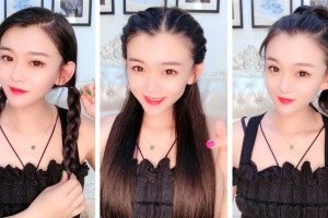TOP-20-Braided-Hairstyle-for-Women-Transformation-Hairstyle-Tutorial-Hairstyles-For-Girls
