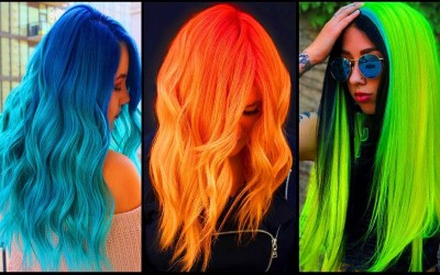Top-Best-Long-Hair-Color-Transformation-Tutorials-Compilation-2019-Best-Colorful-Long-Hair