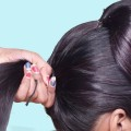 Unseen-hairstyles-for-long-hair-girls-New-juda-hairstyle-Bun-Hairstyles-2019