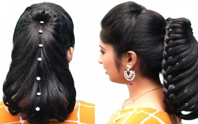Unseen-party-Hairstyle-New-Hairstyle-Tutorials-for-girls-Quick-hairstyles-hairstyles