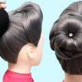 beautiful-party-hairstyles-for-short-hair-easy-hairstyle-tutorial-for-beginners-2019-hairstyle