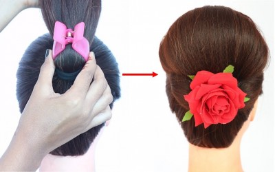 new-hairstyle-using-clutcher-prom-hairstyle-ladies-hair-style-new-hairstyle-clutcher-hairstyle