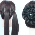 new-juda-hairstyle-with-trick-ladies-hair-style-hairstyle-for-girls-updo-hairstyles-1