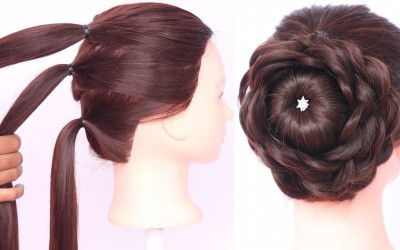 very-easy-and-simple-hairstyle-with-trick-raksha-bandhan-sprcial-braided-hairstyles-hairstyle