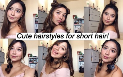 10-EASY-HAIRSTYLES-FOR-SHORT-HAIR-2019