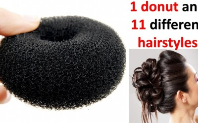 11-beautiful-and-quick-hairstyles-in-1-donut-teej-special-hairstyles-beautiful-hairstyles
