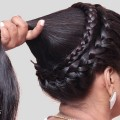BEAUTIFUL-BUN-HAIRSTYLE-FOR-GIRLS-WEDDING-FUNCTION-BUN-HAIRSTYLES