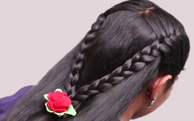 Beautiful-Hairstyles-for-partyweddingfunction-Hairstyles-for-girls-hairstyles-tutorials