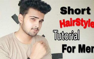 How-To-Style-Short-Hair-Men-Short-Hair-Tutorial-Short-Hair-Haircut-For-Men-