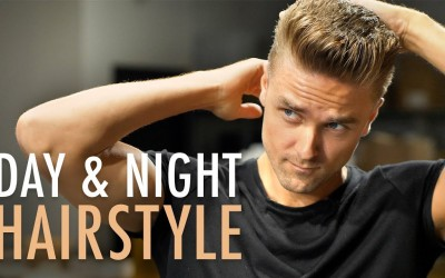 Men-HAIRSTYLES-for-Day-and-Night-EASY-QUICK