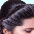 NEW-Traditional-hairstyles-for-partyweddingfunction-Hairstyles-for-Long-Hair-girls-2019