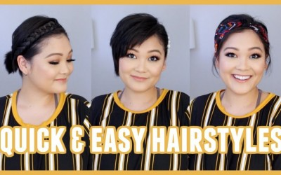 Quick-Easy-Hairstyles-For-Short-Hair-Utilize-Hair-Accessories