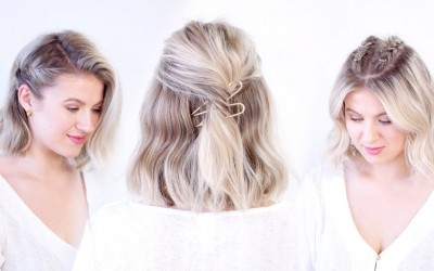 SUPER-CUTE-Hairstyles-For-SHORT-HAIR